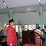 1-Pelantikan Rektor Unidar Ambon