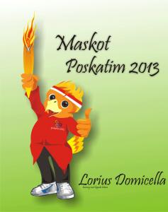 Maskot-POSKATIM-2013